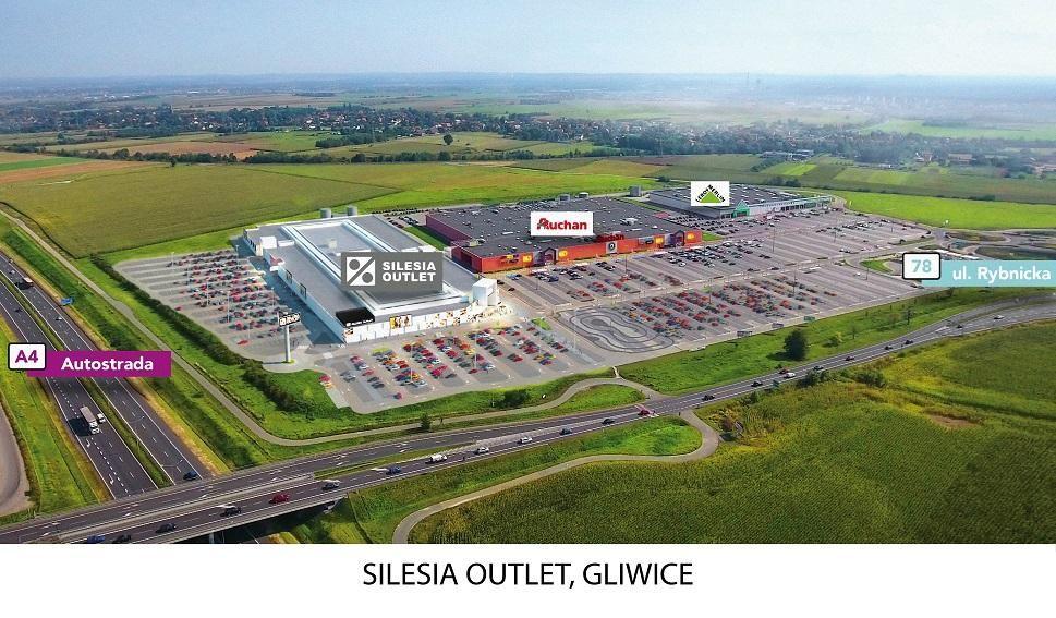 EurobuildCEE Silesia Outlet ze strefą usług