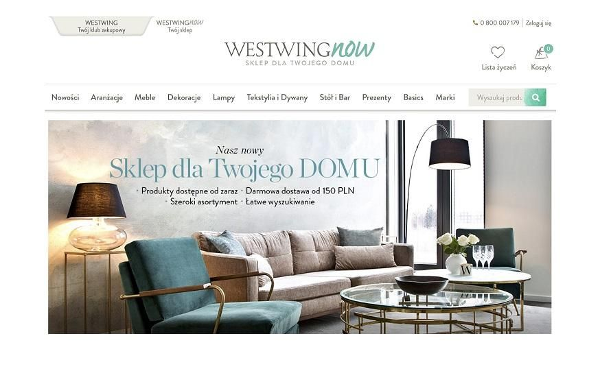 Eurobuildcee Westwing Home Living Opens Sales Channel