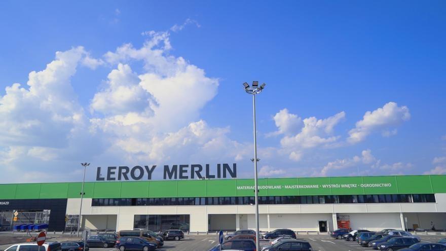 60 Sklep Leroy Merlin Eurobuildcee