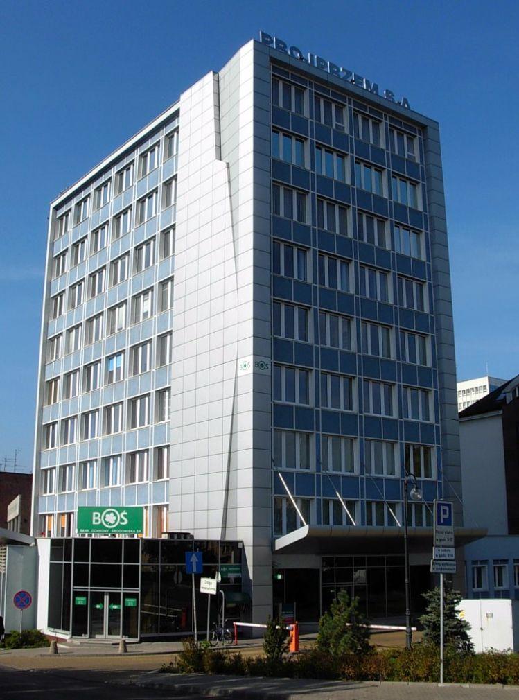 Eurobuildcee Bydgoszcz Hotel Under Wraps