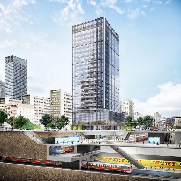 Eurobuildcee Contractor Chosen For Warsaw Skyscraper