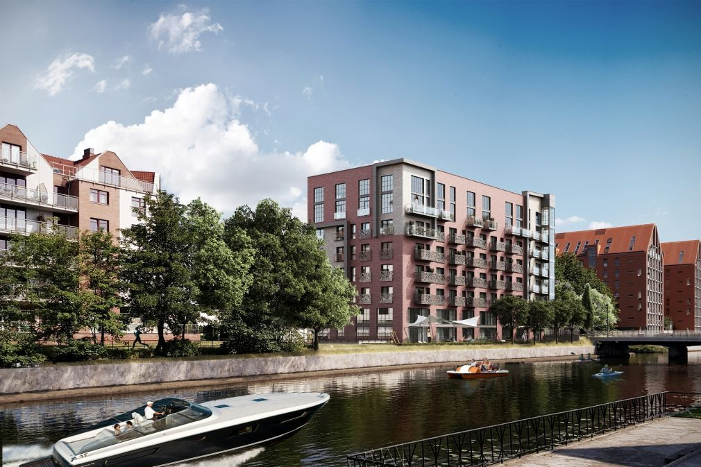 Eurobuildcee Inhaus Awarded Marvipols First Gdańsk Project
