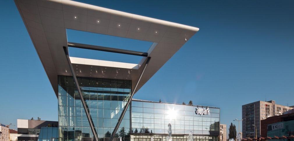 bf58873e987cb EurobuildCEE - NEPI buys Aupark Košice complex for EUR 165 mln