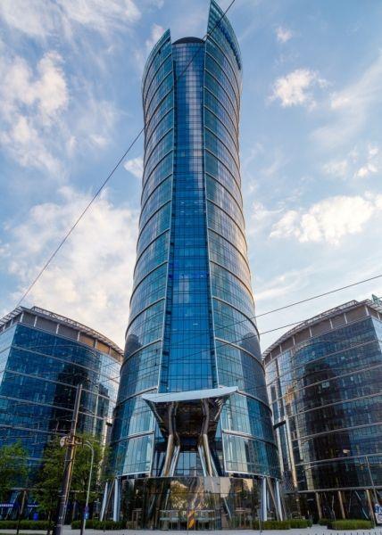 EurobuildCEE Innovation centre in Warsaw Spire