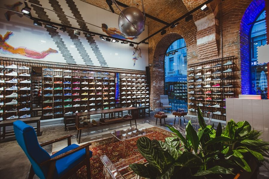 Adidas opens Originals London flagship with 'global