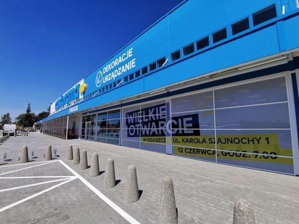 Castorama Opens Second Store In Bydgoszcz Eurobuildcee