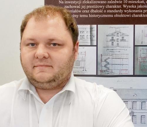 Marek Kralka, właściciel Investment Group - duzy_brief_mieszkaniowy