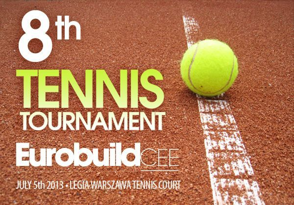 8th EUROBUILD CEE TENNIS TOURNAMENT