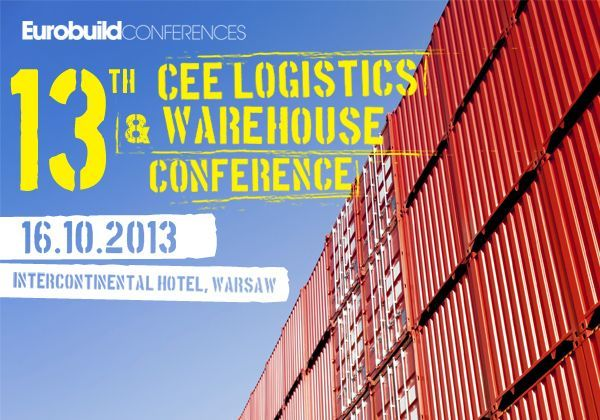 13TH CEE LOGISTICS & WAREHOUSE CONFERENCE
